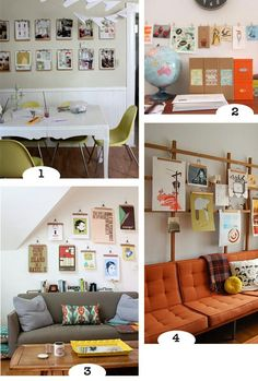 Love these simple ideas!