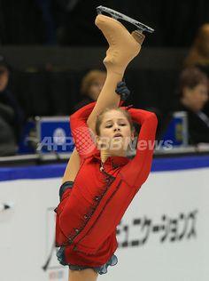 リプニツカヤが優勝、鈴木は2位に スケート・カナダ