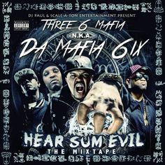 Three Six Mafia mixtape. Entertainment Music News @ www.entertainmentmusicnews.com