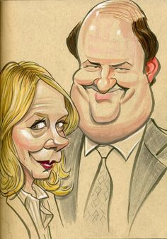The blog of Zack Wallenfang: The Office sketch dump
