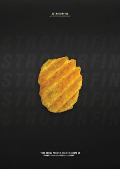 Hidden Persuasion Icon. Astroturfing - Lays Deep Ridged American BBQ