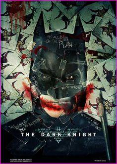 """-Why do you wanna kill me?  -Kill you? I don't wanna kill you… you complete me"" The Dark Night"
