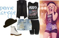 """""""perrie style.♥"""" by justamazing432 ❤ liked on Polyvore"""