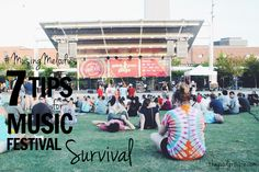 #MusingMelodies: 7 tips for music festival survival this summer | thegoodgroupie.com