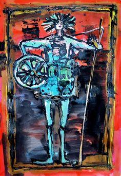 Kishi  Shigeki(JAPAN) Don Quijote     A3