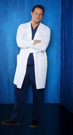 Grey's Anatomy Season 9 Cast Photos, Justin Chambers as Dr. Alex Karev