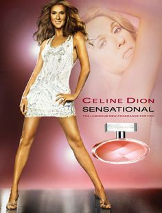 A Fabulous New Fragrance from Celine Dion Parfums SENSATIONAL