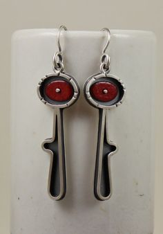 Lolli Earrings by robjewelry on Etsy