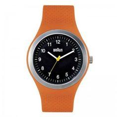 Braun Sports Watch BN0111 | Orange