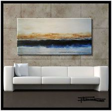 MODERN ABSTRACT CONTEMPORARY CANVAS PAINTING WALL ART........ELOISExxx
