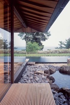 Architect: Kengo Kuma Location: Japan Photography: Shinkenchikusha www.panoramah.com