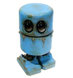 RST2 [rust2] Robotic Space Traveller... new resin robot from DMS!