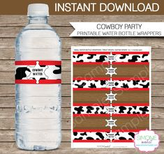 Cowboy Birthday Party INSTANT DOWNLOAD full от SIMONEmadeit