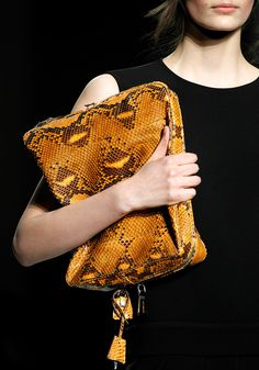 statement clutch from Prada