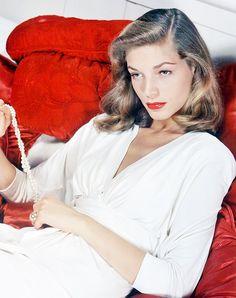 Lauren Bacall 1950. // #TBT