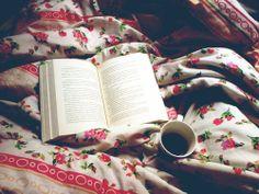 Livre et un thé, rien de mieux!