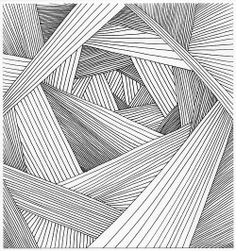 Emily Victoria Marie Bland, Untitled 41, 2014, PITT artist pen on paper, 19 x 17.9 cm