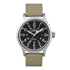 Timex Expedition Scout Tan T49962SU