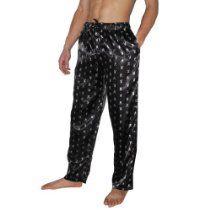 Mens Play Boy Casual Sleepwear / Pajama Pants - Black & White Boys Sleepwear, Cotton Sleepwear, Big Boys, Toddler Boys, Black Pants, Gentleman, Size 14, Baby Boy, Pajama Pants