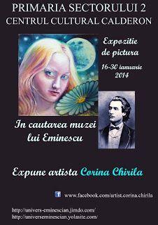 """Expozitia """"In cautarea muzei lui Eminescu"""""""