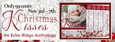 Christmas Kisses  is a collection from five bestselling and award-winning authors on sale for $.99 AND.... Author sponsored $200 #Giveaway Set in the snowy town of Echo Ridge in upstate New York, these inspirational romances are sure to delight while you sip cocoa by the fire and listen to Christmas carols. $0.99 November 3 – 7.