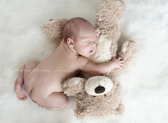 sleeping with the bear