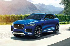 2015 Jaguar - F-Pace