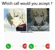 Uh...I honestly don't know Shinya, I've heard of him...but I know Mika. So I'd probably answer both of them?