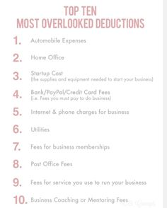 write it off deduct it the atoz guide to tax deductions for homebased businesses