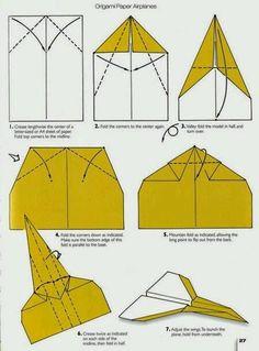 60 ideas for origami plane fun Origami Rocket, Origami Paper Plane, Origami Airplane, Make A Paper Airplane, Instruções Origami, Origami Butterfly, Paper Crafts Origami, Origami Design, Paper Crafting