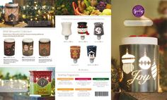 Great Christmas gifts http://nicolemsmith.scentsy.us/