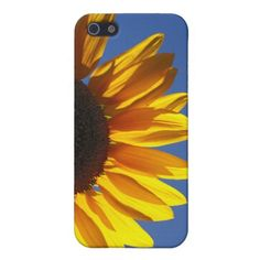 Sunflower iPhone 5 Cover