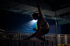 Stirling Pole Fit and Aerial Classes