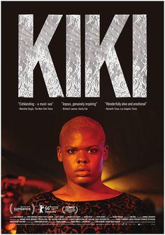 Kiki by Sara Jordeno. #Berlinale2016 Panorama Dokumente.  Poster.