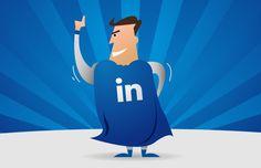 The LinkedIn App - Digital Marketing Platform