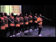 Ladysmith Black Mambazo - Homeless Live - YouTube
