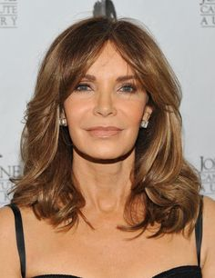I handpick the best hairstyles for women in their 60s, from bobs, to shoulder-length cuts to hair color and more. Plus, find out what cuts would work on you.: Jaclyn Smith (1945)