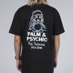 Palm and Psychic ss black