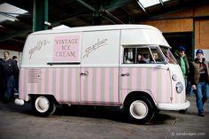 VW Ice cream van @ DubFreeze 2013