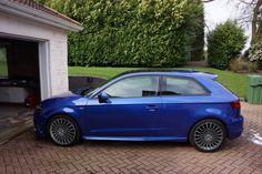 Audi A3 convertible wheels 225/40/18 Multi spoke star 18/8j 5x112