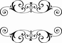 Monogramas - idéias e como editar 6