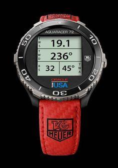 TAG Heuer Aquaracer Oracle Team USA
