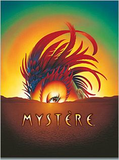 Mystere at the Treasure Island