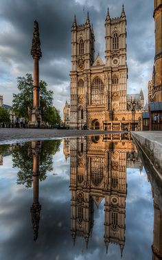 Westminster Abbey- totally want to see it again :)