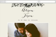 Minted Wedding Websites, FREE for a limited time