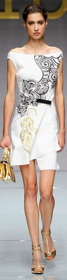 Spring Summer 2015....love this dress!!