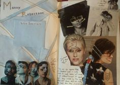 Manny Robertson responses Sketchbook Pages, List Of Artists, Gcse Art, Human Condition, Photography Projects, Sketchbooks, Decay, Book Art, Identity