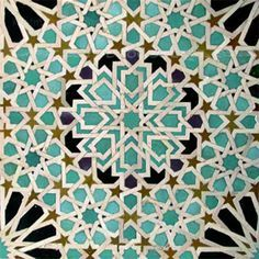 moroccan wall tiles are called zellige