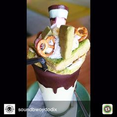 What a bless!  So many matcha inside! Awesome!!!! #stickeebali #monstermilkshake #dagelan #milkshakemonster #stickee #dessert #greentea #balifoodies #balifood #inijie #freakshakes #kuliner #kulinerbali #kulinerbandung #kulinerjakarta #anakjajan #freakshakes #kuecubit #ladyironchef #ultrabali #australianmilkshake #chocolatelover #crazyshakes #thebalibible #thebaliguideline #dagelan #matcha #epicurina #kuecubitbali #dessertshake by @soundbwoydodix by stickeebali