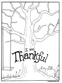 LDS Activity Day Ideas: Thanksgiving Tree.........